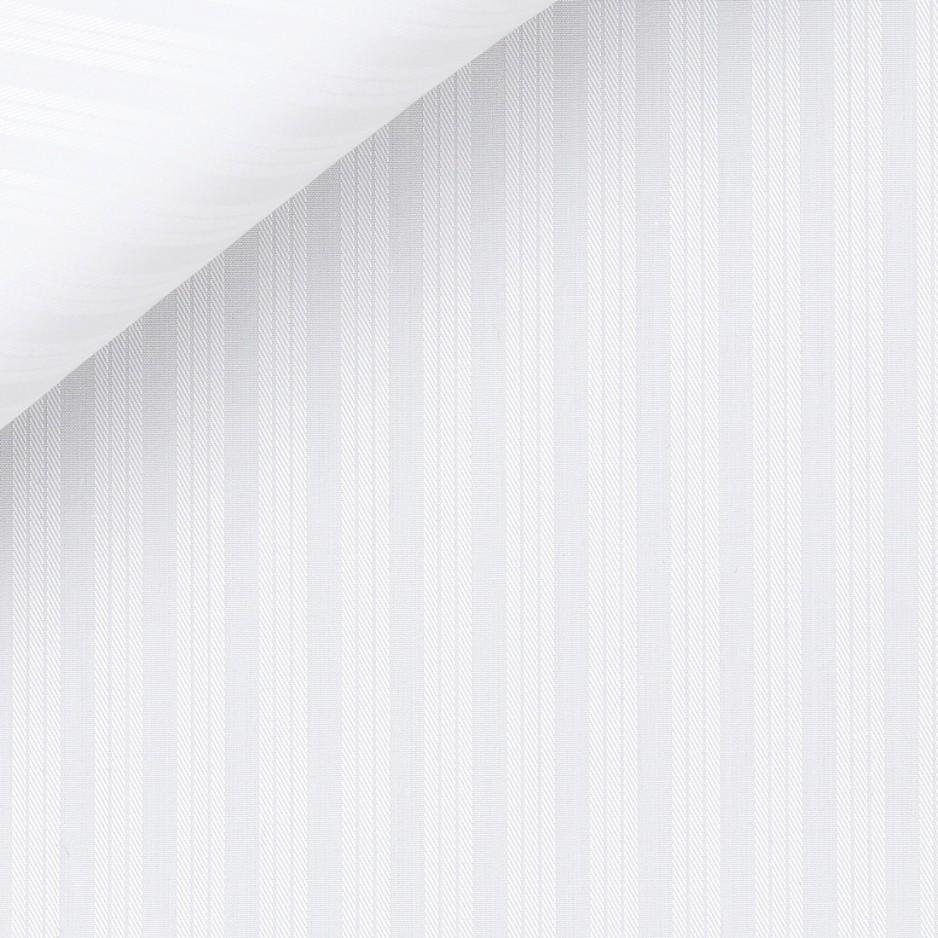 Piquet Uni Blanc
