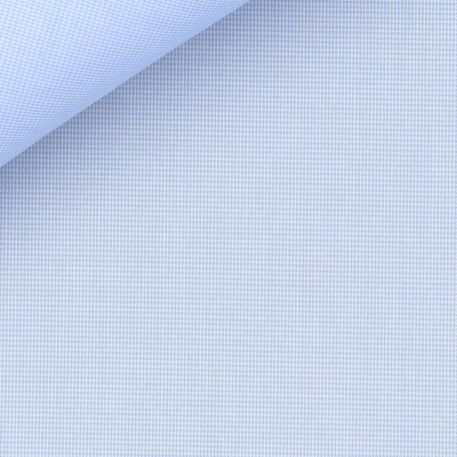 Oxford Carreaux Bleu