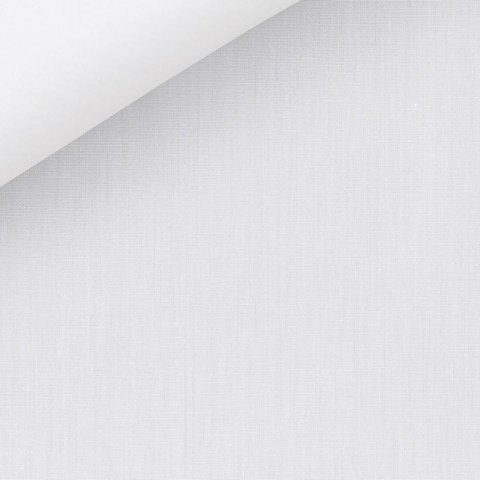 Popeline Uni Blanc (repassage facile)
