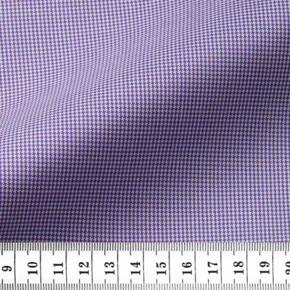 Oxford Carreaux Violet