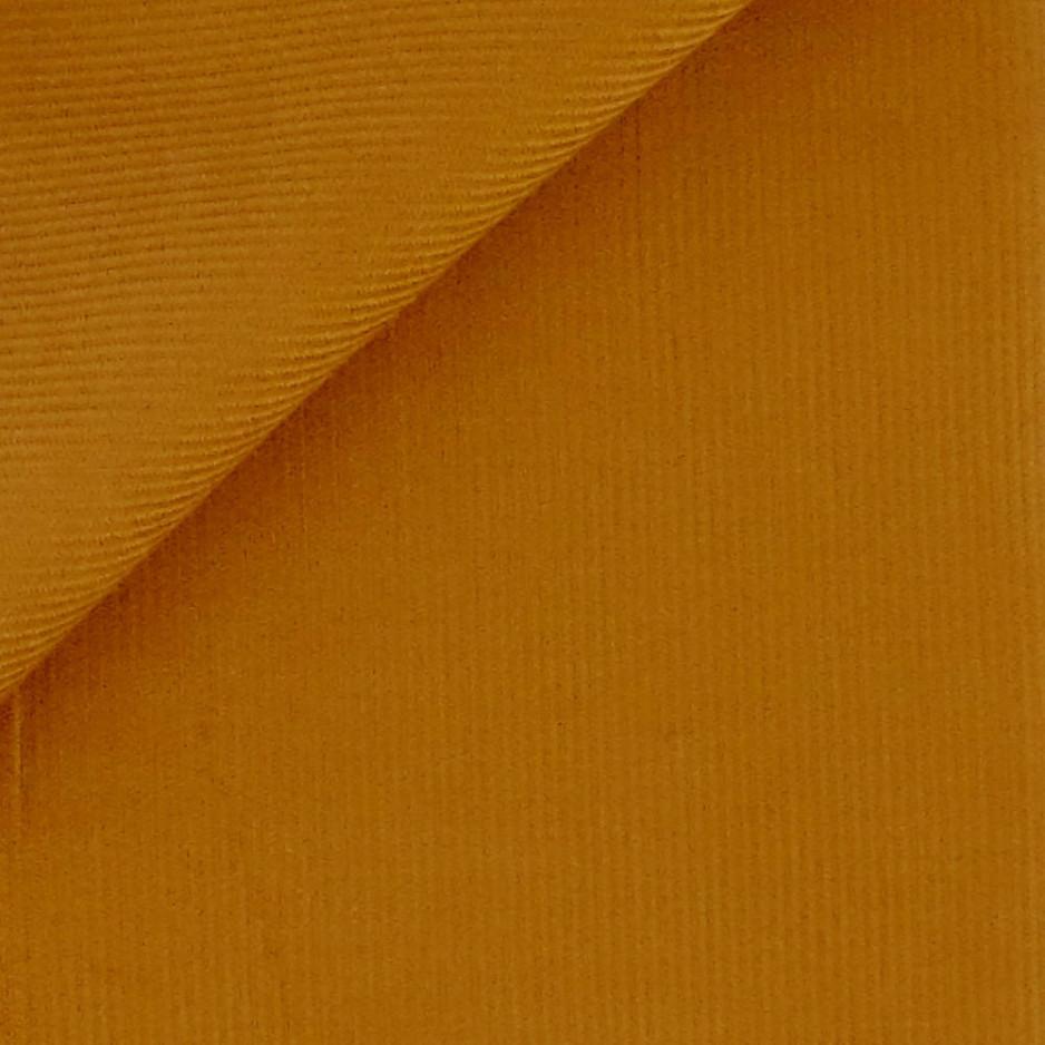 Velours Uni Gold