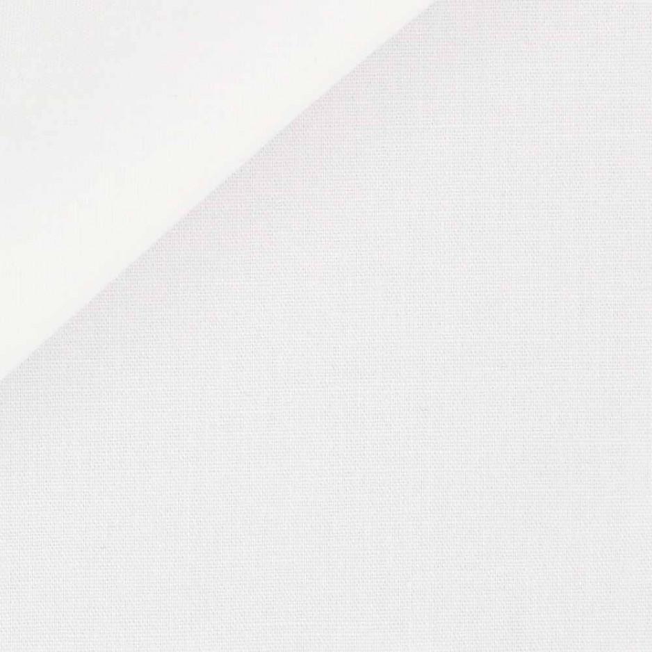 Popeline Uni Blanc