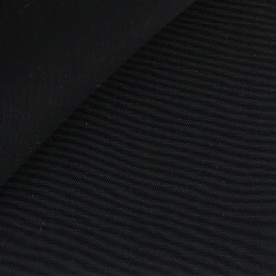 Twill Uni Noir