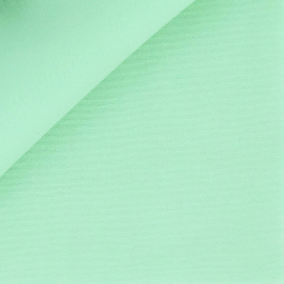 Popeline Uni Vert