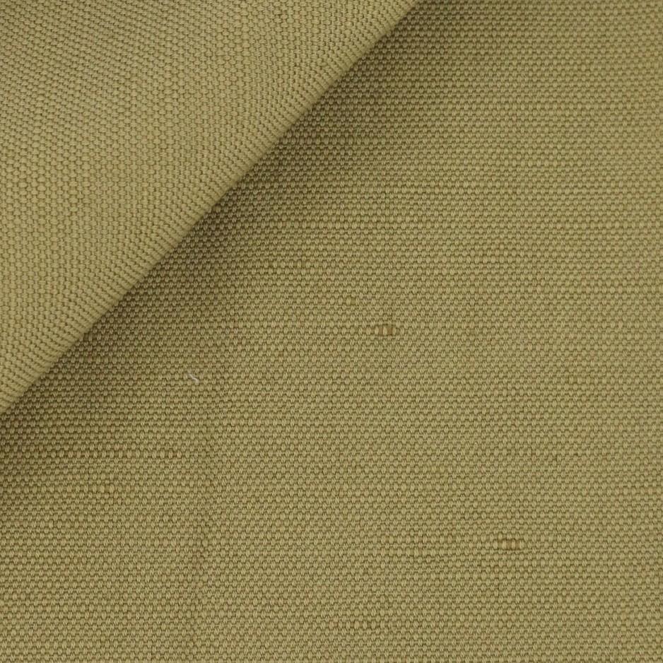 Tissu Coton/Lin beige