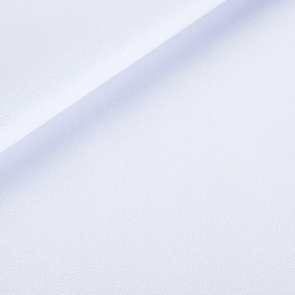 Twill Uni Blanc