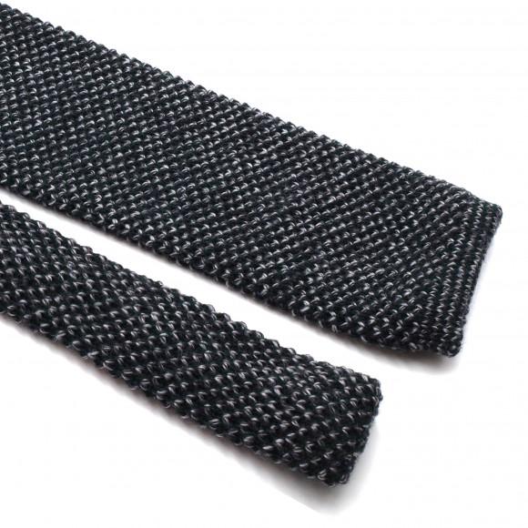 Cravate Tricot Mix Vert