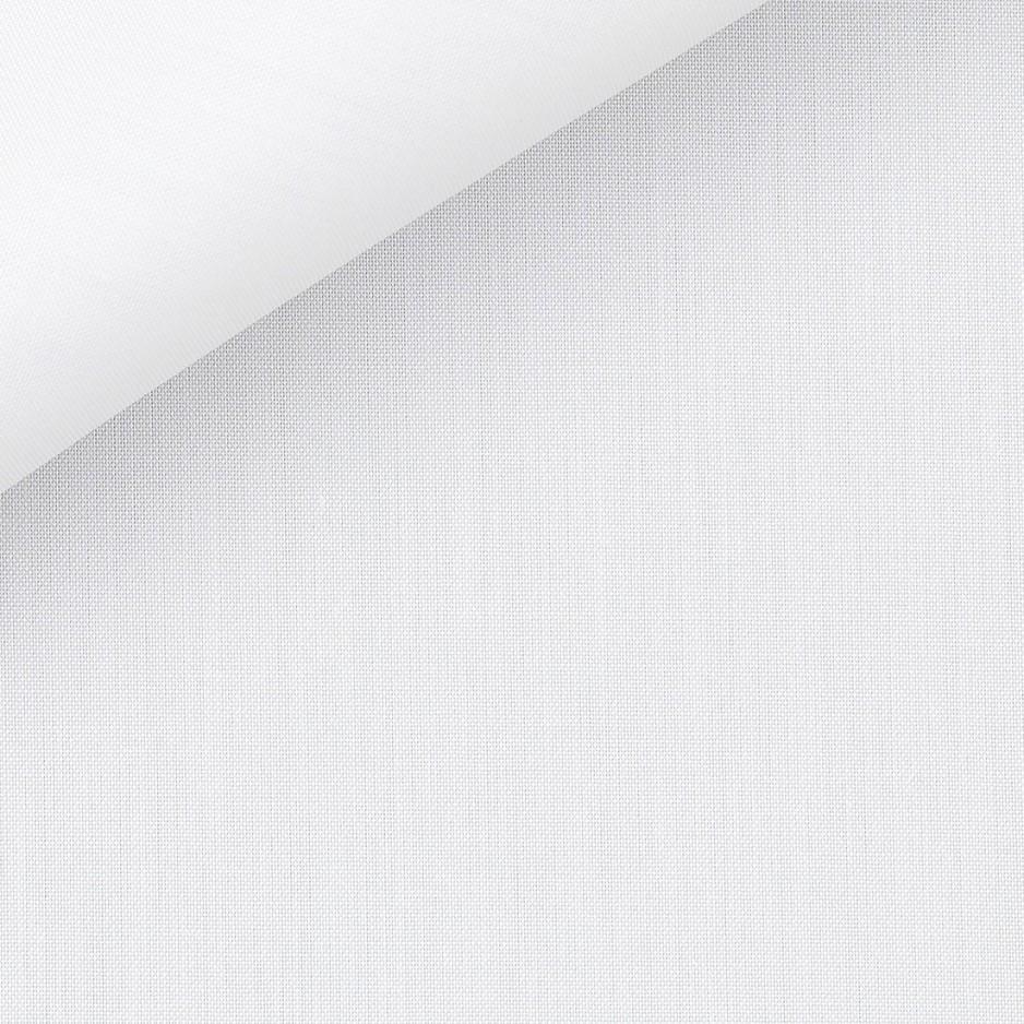 Pin Point Uni Blanc (repassage facile)