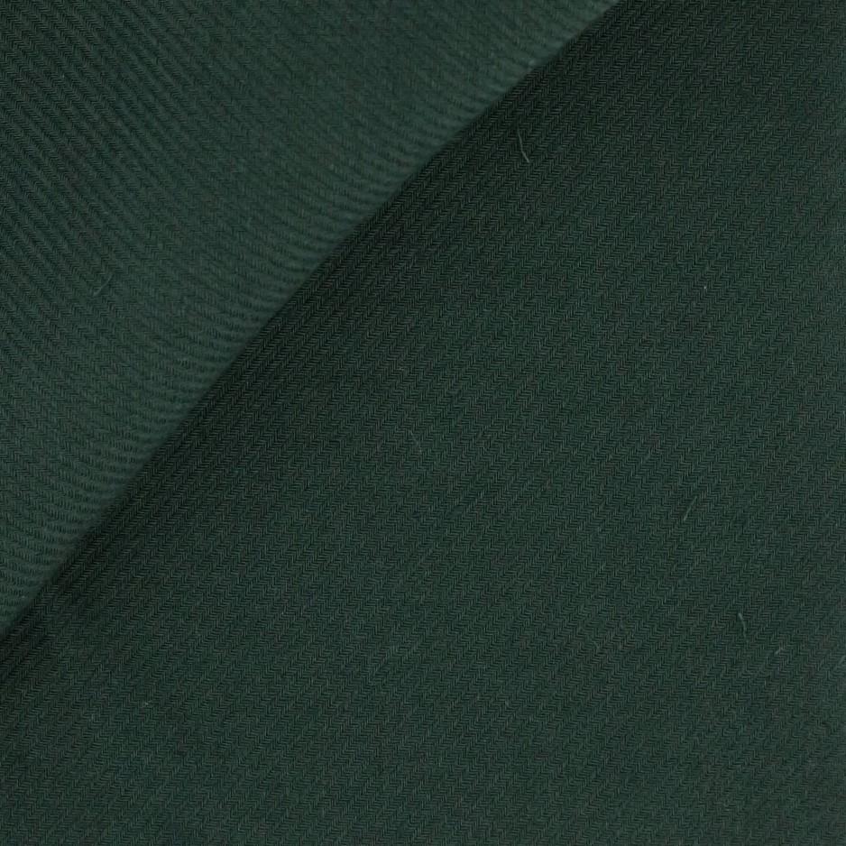 Twill Uni Vert