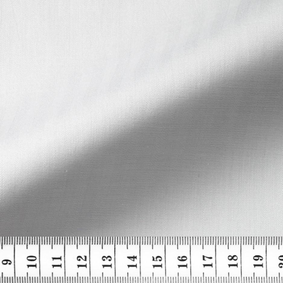 Chevron Uni Blanc