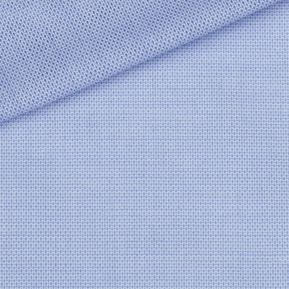 Voile Uni Bleu