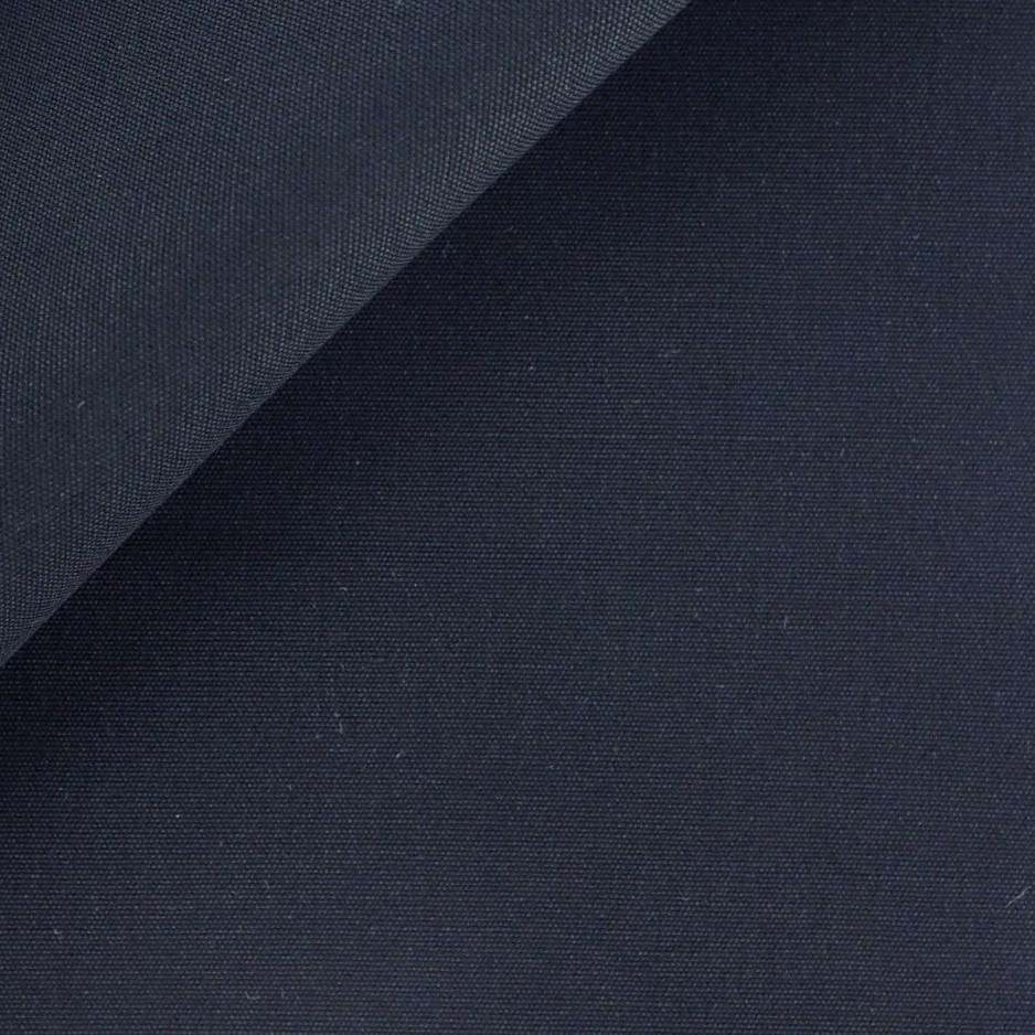 Popeline Uni Noir