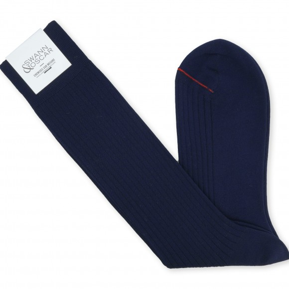 Chaussettes Bleu Marine (Basses)