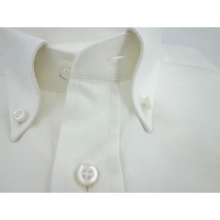 Chemise Oxford Coton / Laine