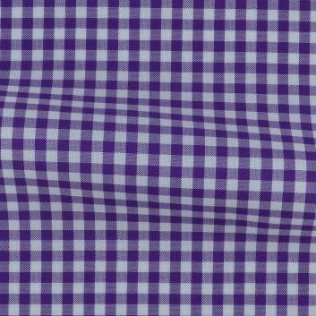 Oxford Carreaux Violet