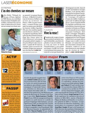 />Article Le Point Chemises Homme