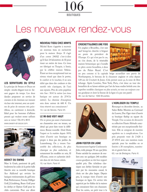 Article Fashion Daily News