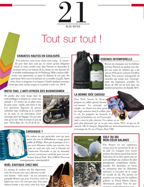 Article Monsieur