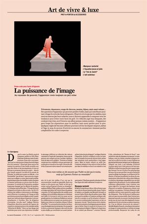 Magazine Nouvel Economiste - Vêtements et Style