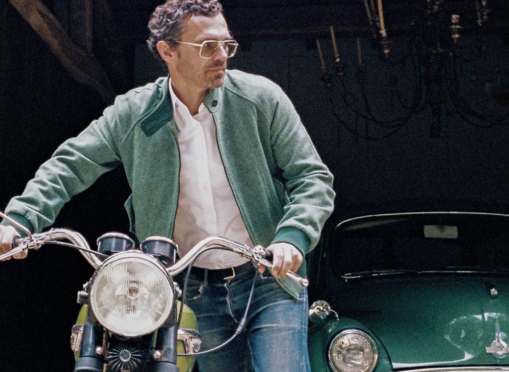 Style des chemises Swann & Oscar