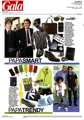 Magazine Gala - Papa Smart