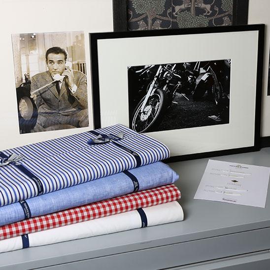 Zoom tissu Boutique Paris