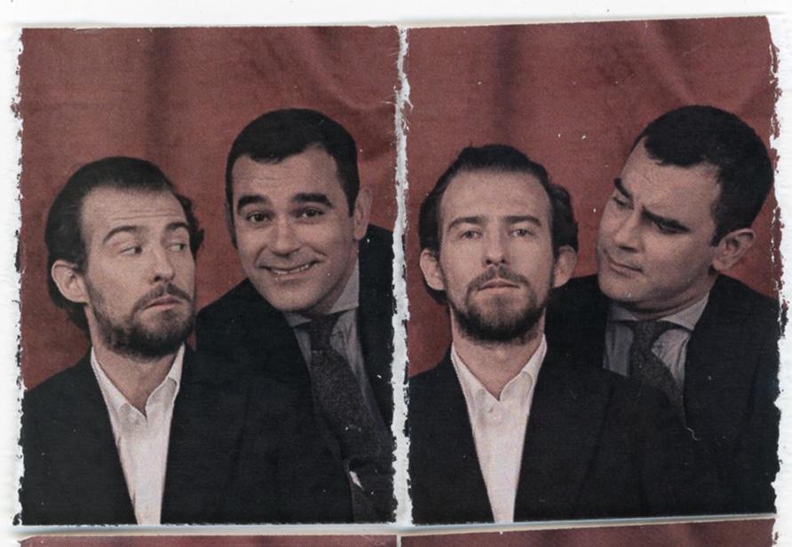 Fondateurs de Swann et Oscar - Vincent Colin et Thibault de Drouas