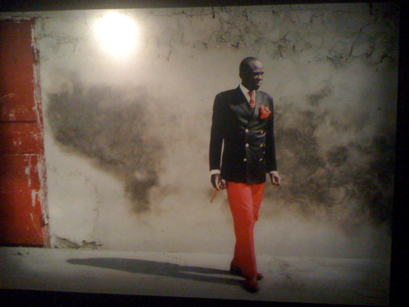 Photo Dandy Africain - La Sape