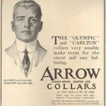 JC Leyendecker Arrow Collar