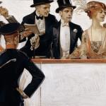 JC Leyendecker Dandy - dandys 1900