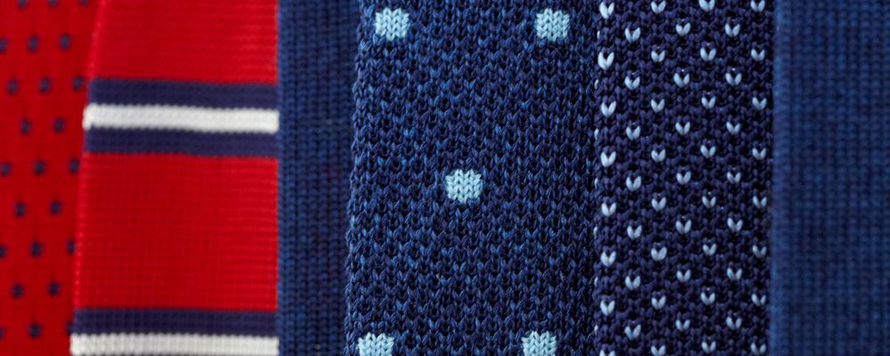 Bien-aimé La Cravate Tricot - Journal - Swann et Oscar PI03