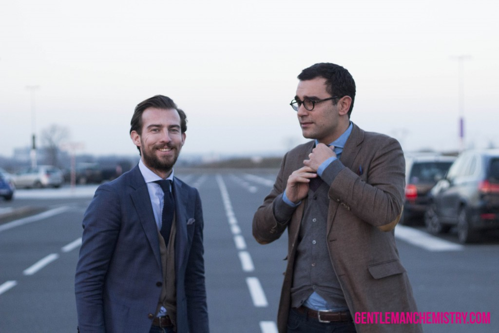 Thibault & Vincent Swann & Oscar