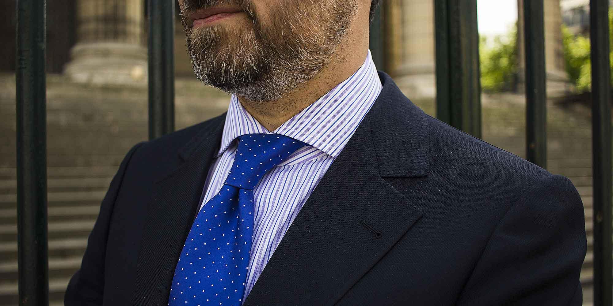Une chemise pour Adriano Dirnelli