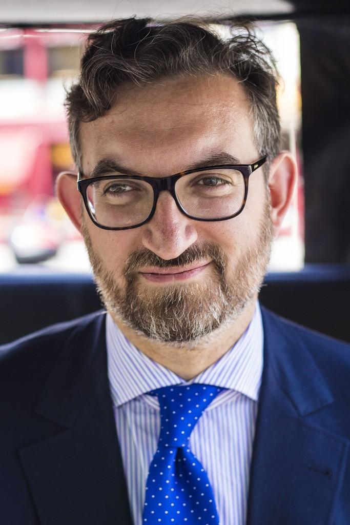 Adriano Dirnelli Portrait