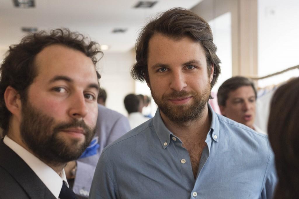 Olivier & Mathieu
