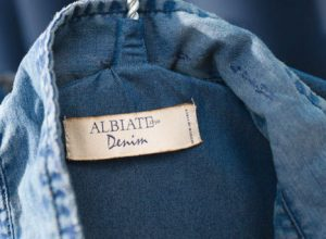 denim albiate