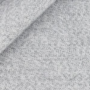 Tissu de chemise en flanelle grise ST63713