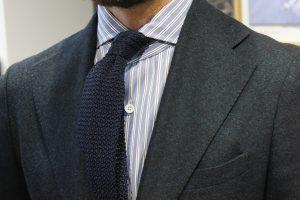 Comment porter une chemise à rayures anglaises
