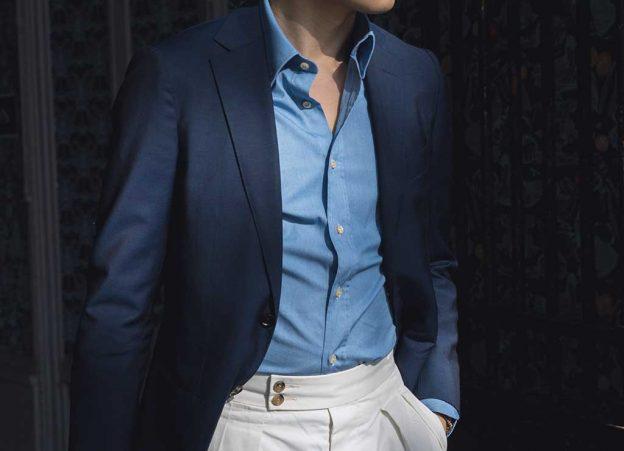 Interview de Gauthier Borsarello pour notre limited edition : la chemise en jeans