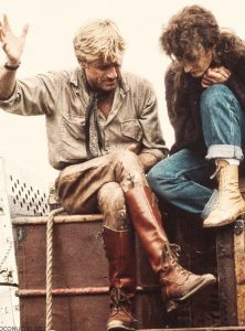 Robert Redford - Out of Africa