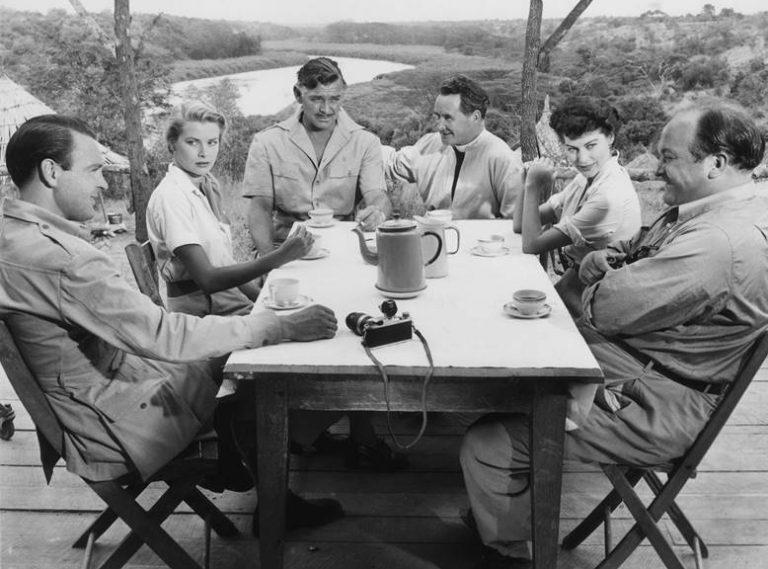 Safari Film Mogambo