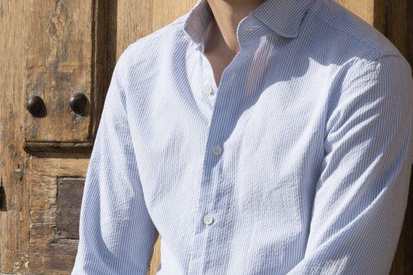 limited edition chemise seersucker