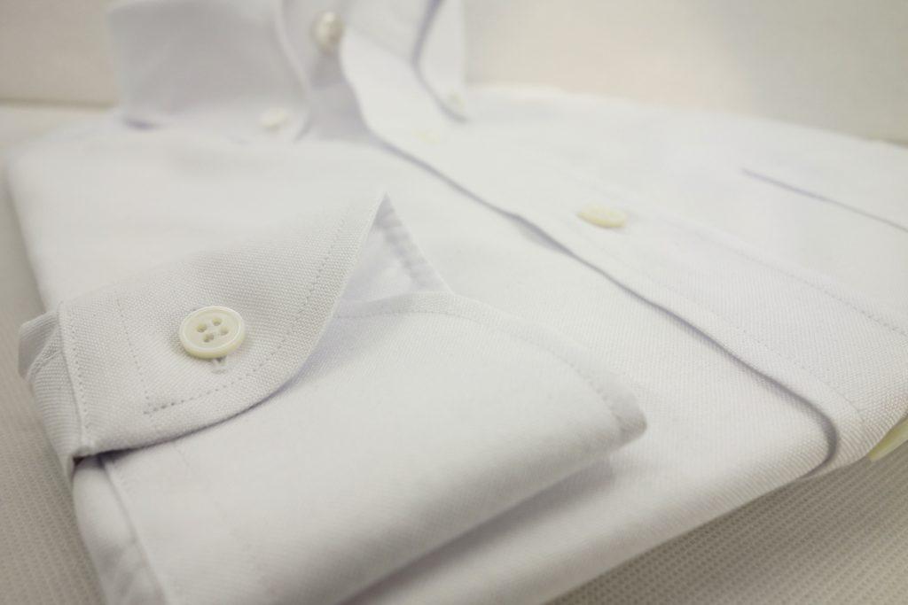 poignet-demi-lune-chemise-blanche-oxford
