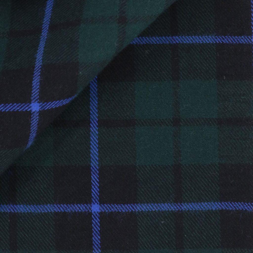 Tissu chemise Flanelle Tartan ST63867