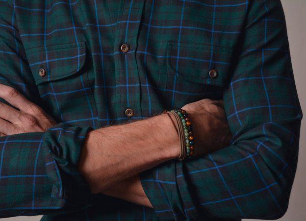 La chemise tartan Black Watch