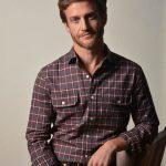 lookbook chemise flanelle gris rouge carreaux2