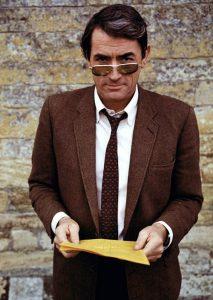 Gregory Peck Tweed Jacket
