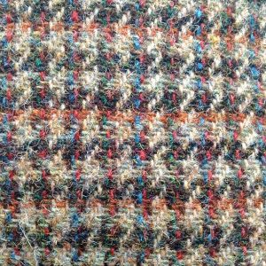 pied de poule harris tweed