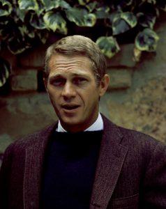 Steve McQueen Tweed Jacket