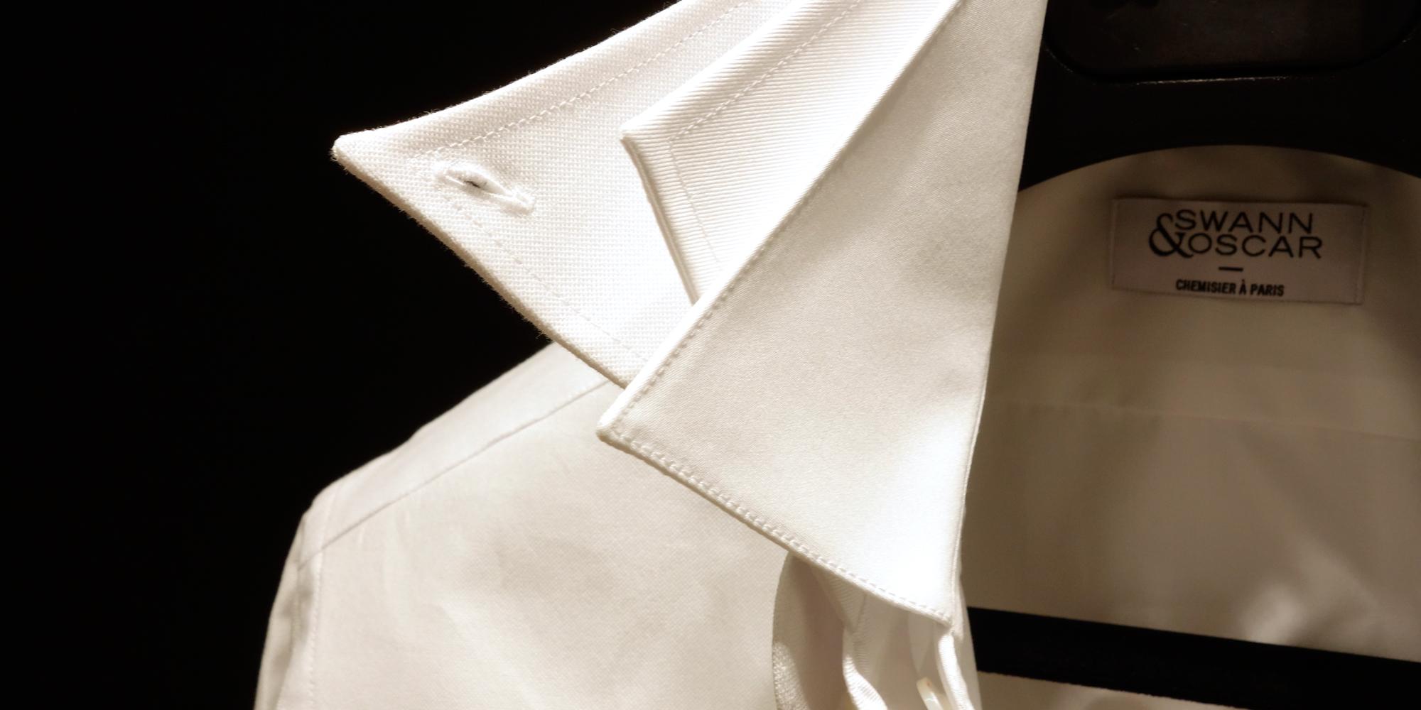 Le guide de la chemise blanche
